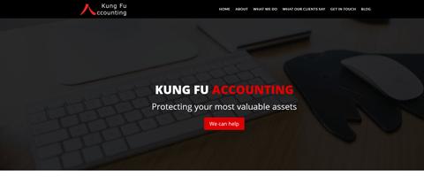 Kung Fu Accounting